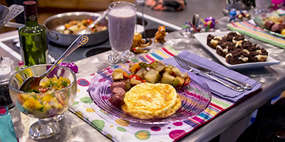 Enjoy A Hearty Breakfast To Jump Start Your Day