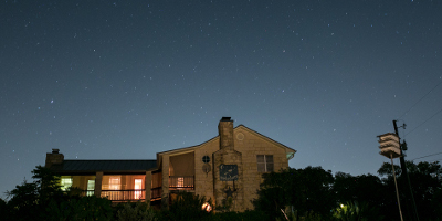 The Hill Country Sky Provides Spectacular Star Gazing Opportunities